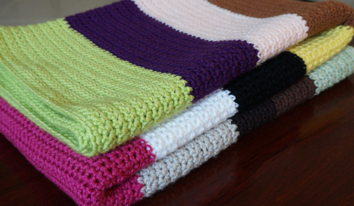 Crocheting Easy Blankets Throws And Wraps : Item Details Shipping & Policies