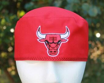 Scrub hat / Bulls