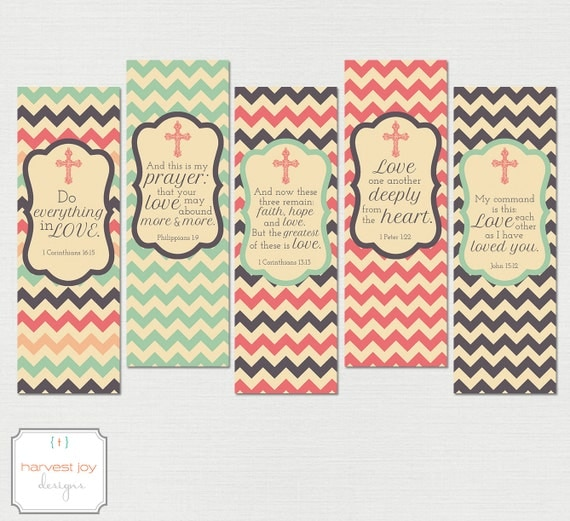 Products Bookmarks Design Inspiration And: Items Similar To Inspirational Printable Bookmarks