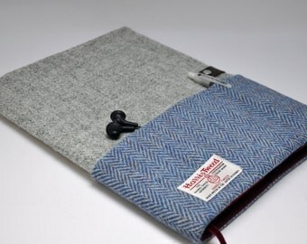 Harris Tweed A4 notebook cover - Bespoke Collection (A4 notebook included)