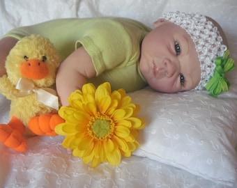 Paisley Reborn XMAS ORDER Custom Doll by Denise Pratt Little Darlins Nursery Artist Rita Meese