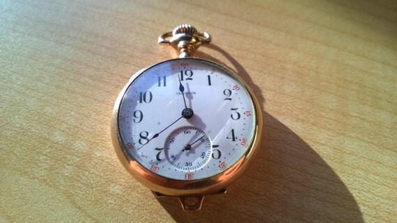 orologio da tasca illinois