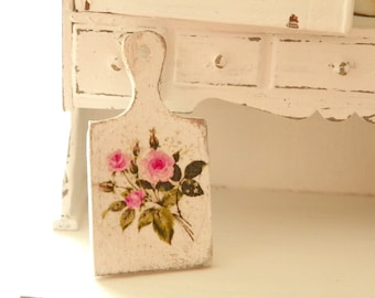 chopping board for miniature doll house