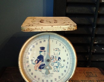 Vintage Jay Bee Scale by Jacob Bros.