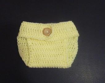 Crochet baby nappy cover, crochet photo prop,  baby photo prop, baby diaper cover, Easter baby photo prop