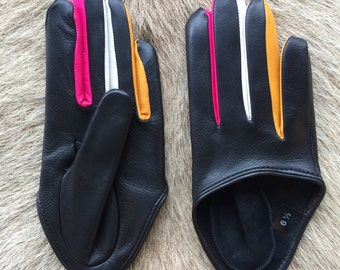Women's Leather Gloves  -  Spring Glove - Lambskin Gloves