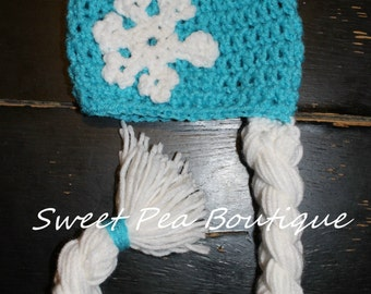 Knitting Pattern For Frozen Hat : Disney Frozen Knitting Patterns Joy Studio Design Gallery - Best Design