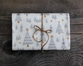 SALE - Jolly Forest Organic Cotton Swaddle