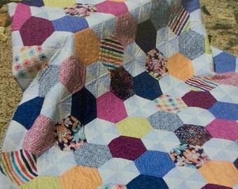 Delight Quilt Pattern - Julie Herman - Jaybird Quilts - JBQ 146