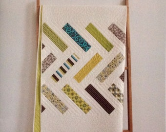 Here & There Quilt and Sham Pattern - Denyse Schmidt - Denyse Schmidt Quilts - DSQ 010