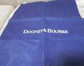 Authentic DOONEY & BOURKE Dust bag for Handbag or etc.