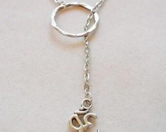 Custom Lariat Necklace