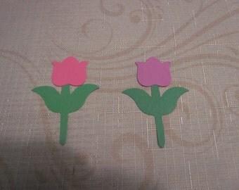tulip die cuts