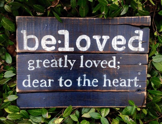 a definition of beloved Beloved poems examples of all types of beloved poems share, read, and learn how to write poems about beloved.