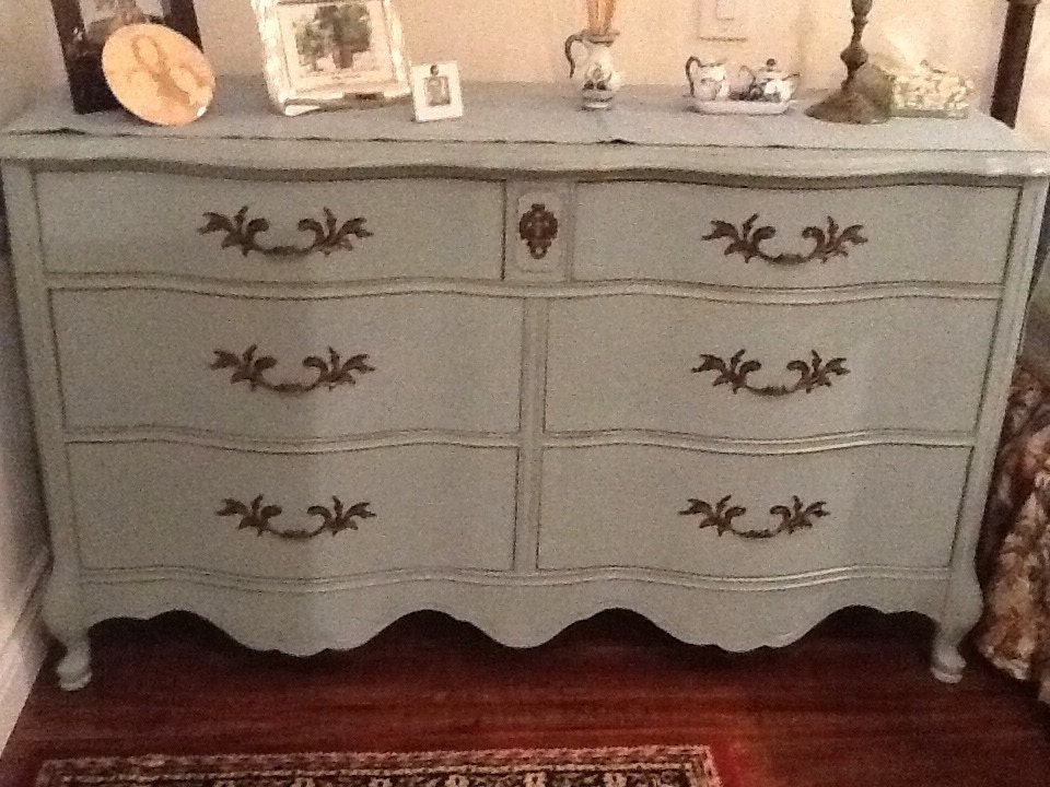 Dresser Bassett French Provincial Country By