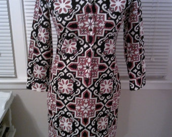 Retro 60's Mod Dress