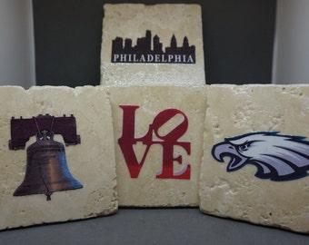 Philadelphia Coasters (4-Pack)
