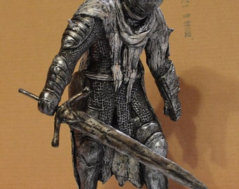 "Dark Souls 2 Heide Knight with sword 8"" statue limited edition"