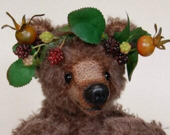"OOAK Artist Bear ""Bramble"""