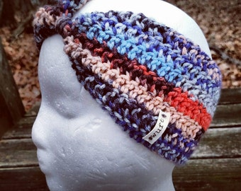 Turban Style Ear Warmer
