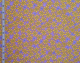 Top Drawer Fabric Calipso #TD 47 Daisy 5 Yards 100% Cotton Free Ship in US