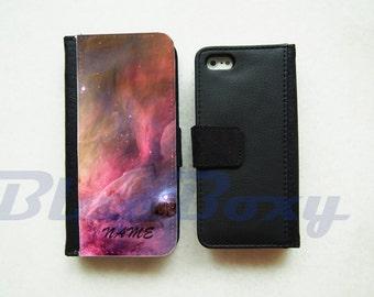 Galaxy Nebula Case for iPhone X, iPhone 8/ 8 Plus, iPhone 7/7 Plus, iPhone 6/6s, iPhone 6 Plus, 6s Plus, iPhone 5/5s, iPhone 4/4s, Flip Case