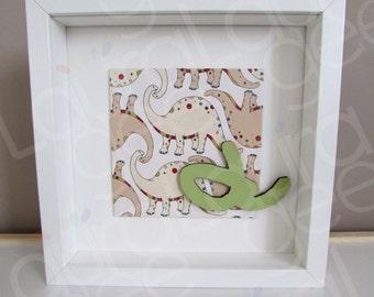 Children's Dinosaur Box frame