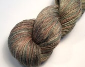 Enchanted Forest- Tussah Silk Lace