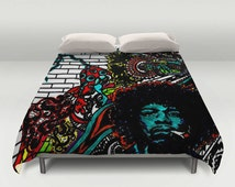 popular items for bob marley cover on etsy
