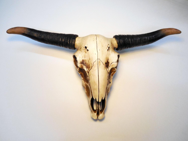 Faux Cow Skull Animal Skull Faux Taxidermy Bull