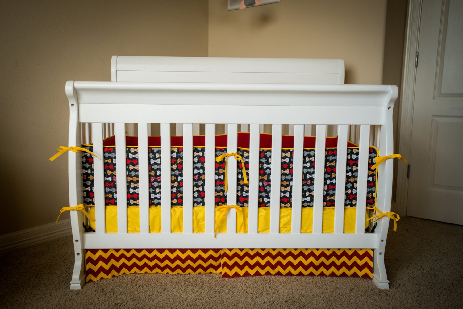 Harry potter baby bedding crib set by suitebaby on etsy - Harry potter crib set ...