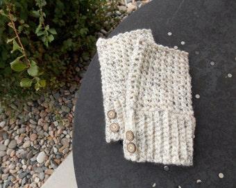 Fingerless Gloves / Wrist Warmer / Wristlet