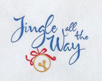 Christmas Embroidery Design