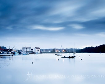 The Tidemill, Woodbridge on a winter morning