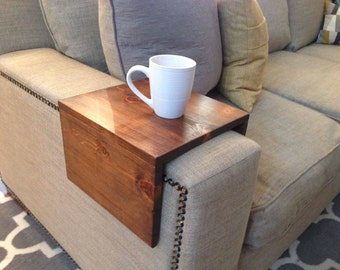 One pair (2) of Sofa Arm Table