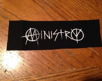 Ministry Patch