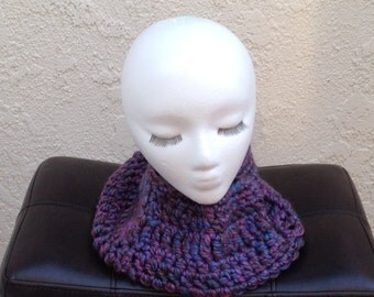 Handmade Crochet Cowl/Neckwarmer