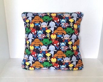Marvel Pop Characters cushion 20 x 20 inches