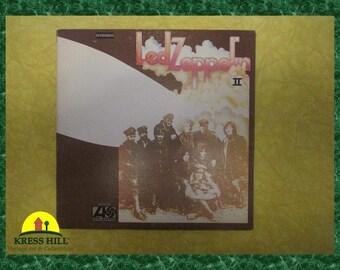 Led Zeppelin Vinyl Etsy