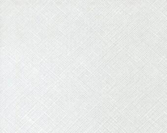 Architextures - Crosshatch White - Carolyn Friedlander - Robert Kaufman (AFR-13503-1)