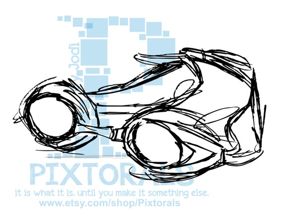 Swimming Goggles Vector Swimming Goggles Vector Set