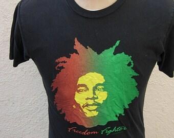 Bob Marley Shirt -- Size M