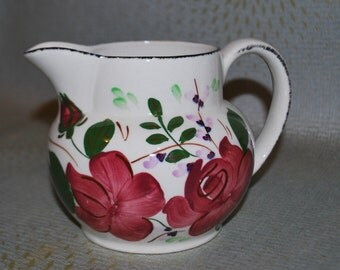 Vintage Blue Ridge China pitcher