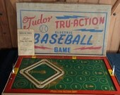1950's Tudor Tru Action Electronic Baseball Game