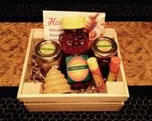 Honey Sampler Basket