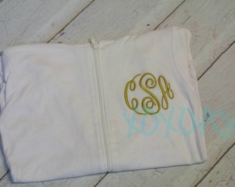 Womens Jacket Monogram-- Customized with several color options