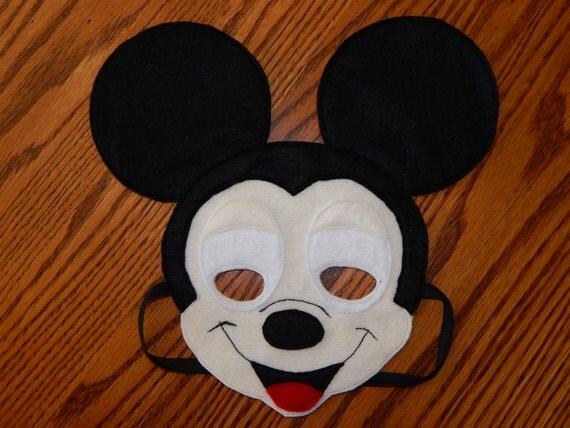 micky maus f hlte sich maske kost m zubeh r jeder gr e. Black Bedroom Furniture Sets. Home Design Ideas