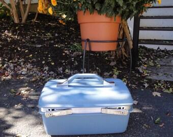 Samsonite Vintage Train Case Luggage/Petite Luggage/Womens Luggage Samsonite Montbello II