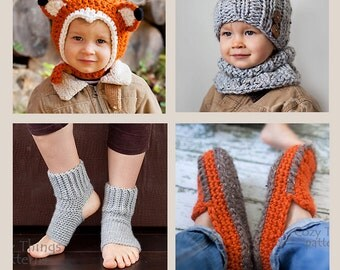 SALE ANY 3 Patterns for 10 DOLLARS- pdf tutorial