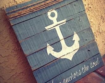 Nautical Home or Nursery Decor